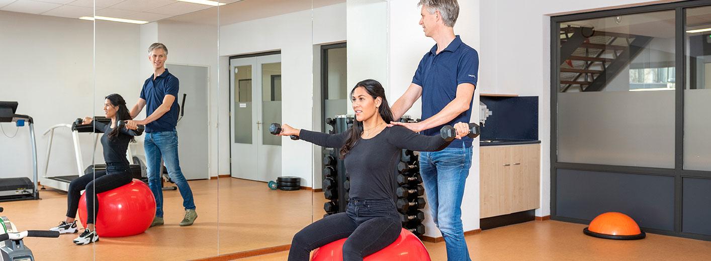 Fysiotherapie Oss - Header