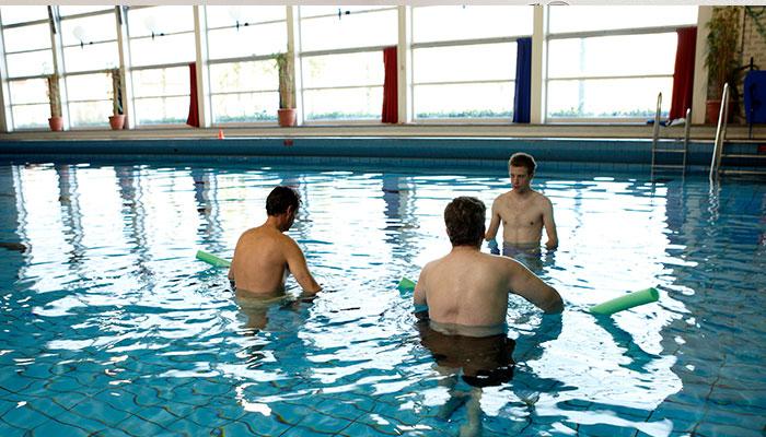 hydrofysiotherapie content