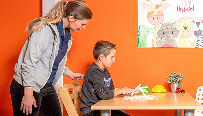 Kinderergotherapie content