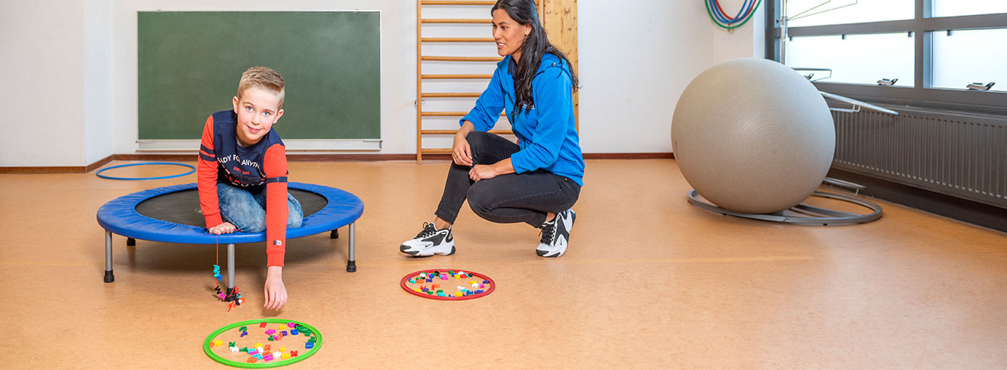 Kinderergotherapie header