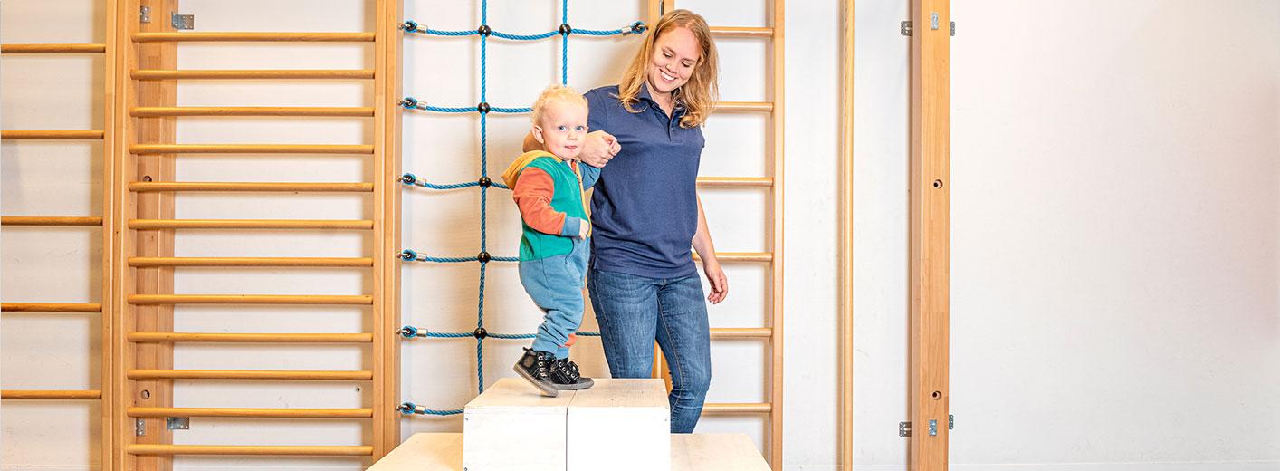 Kinderfysiotherapie Den Bosch header