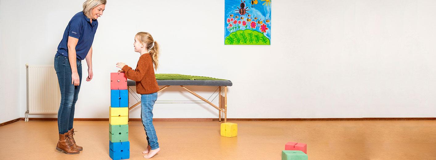 Kinderfysiotherapie Oss