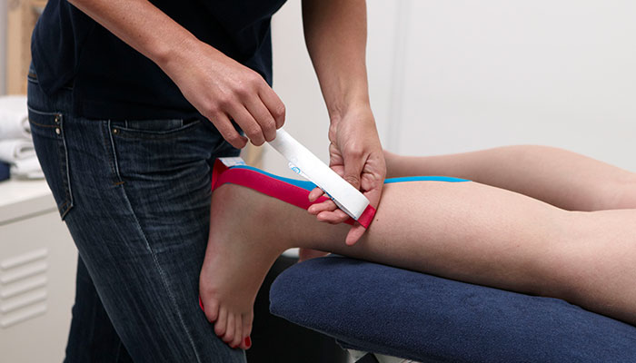 medical taping content