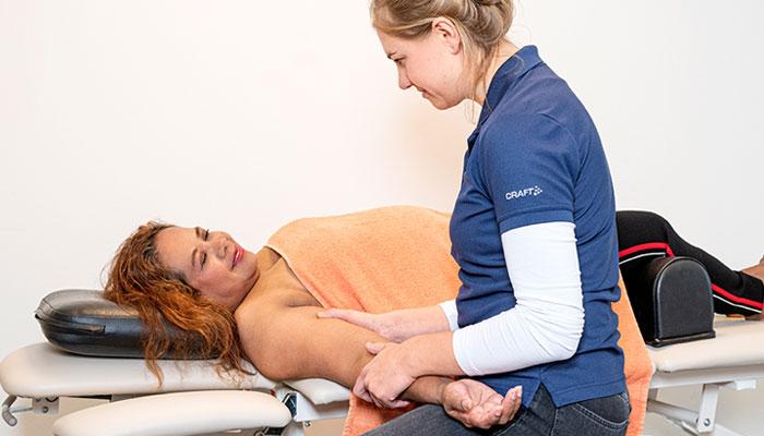 Oedeemfysiotherapie Den Bosch - content