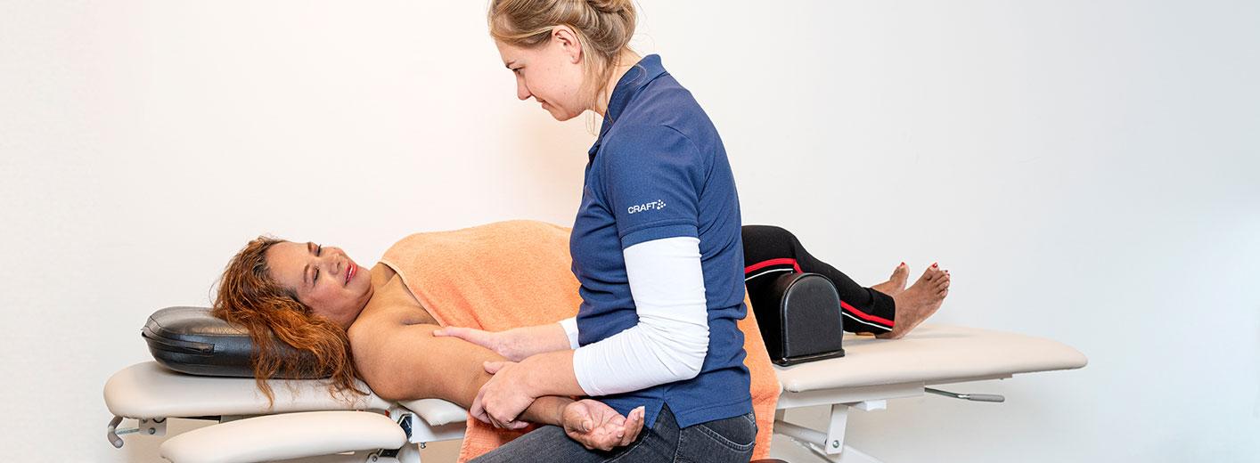 Oedeemfysiotherapie Den Bosch